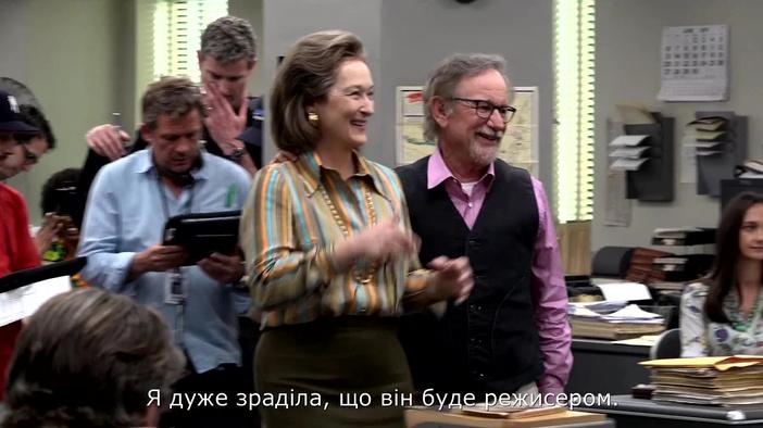 О съемках (английский язык, украинские субтитры)