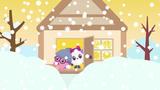 Малышарики - Снег