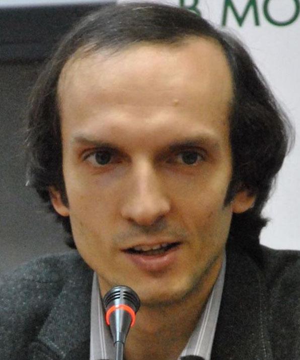 Борис Машковцев