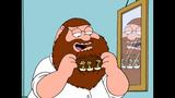 Гриффины - «Ласточка» Брайана и ласточка Питера
