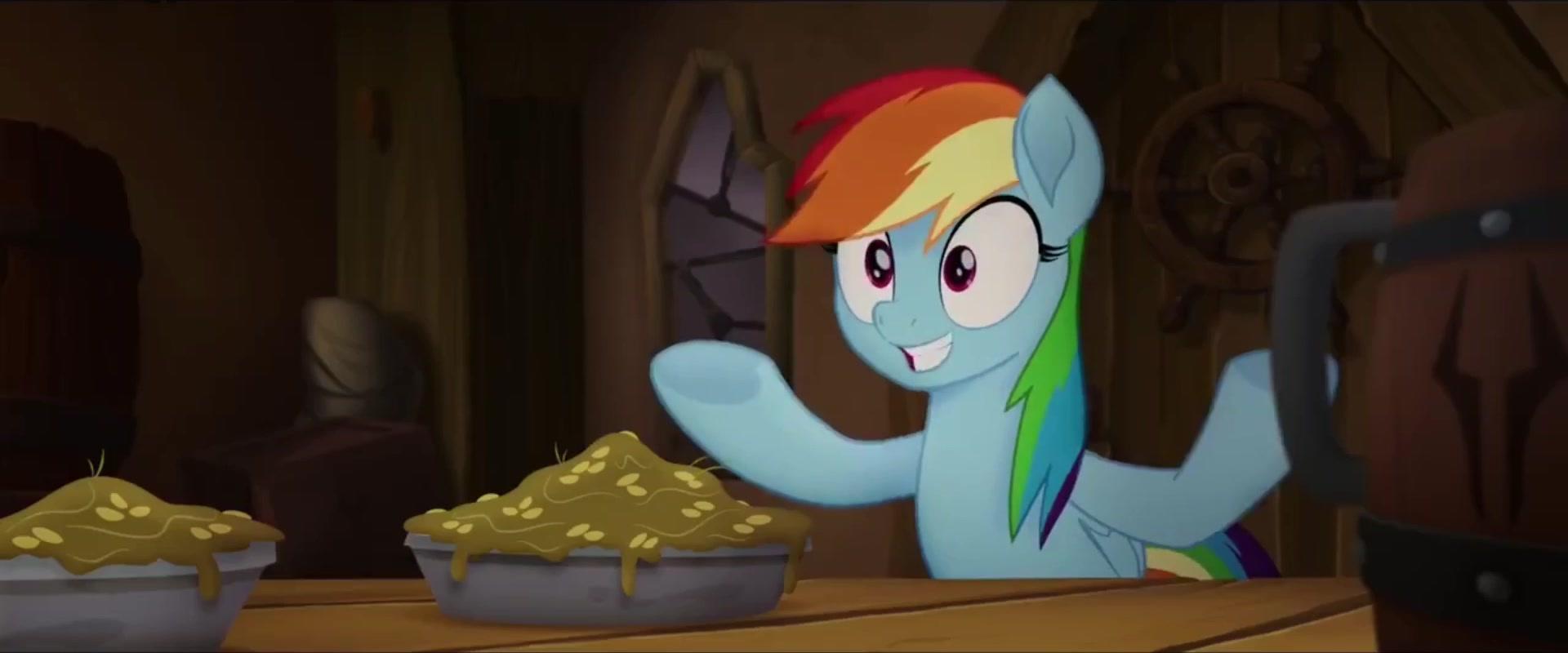 My Little Pony в кино мультфильм (2017) смотреть онлайн