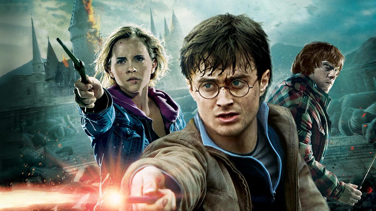 Фильм Гарри Поттер и Дары Смерти: Часть II (2011 ...
