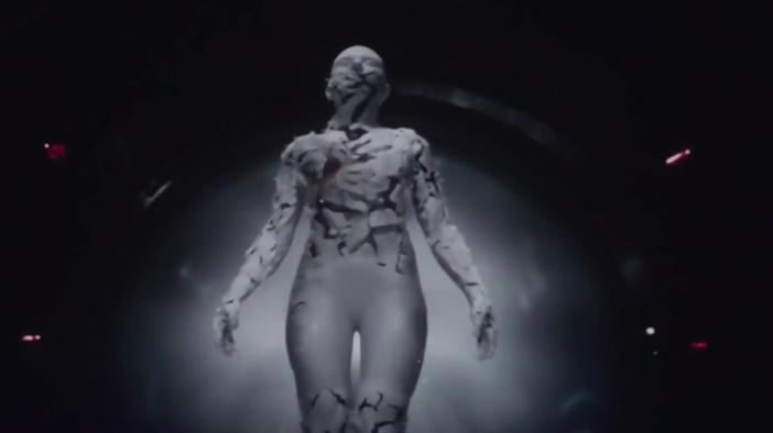 Фильм Призрак в доспехах скриншоты