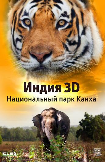 Индия 3D: Национальный парк Канха