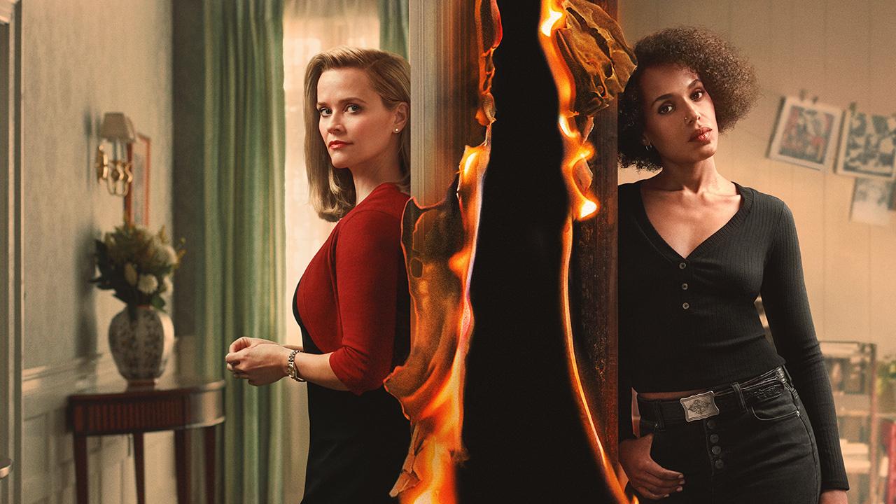 Сериал И повсюду тлеют пожары 1 сезон 1 серия - Искра смотреть ...