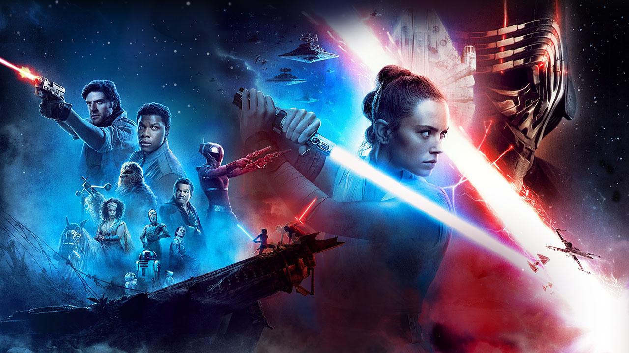Фильм Звездные Войны: Скайуокер. Восход (2019) смотреть ...