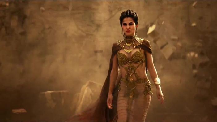 Эротическое кино египет