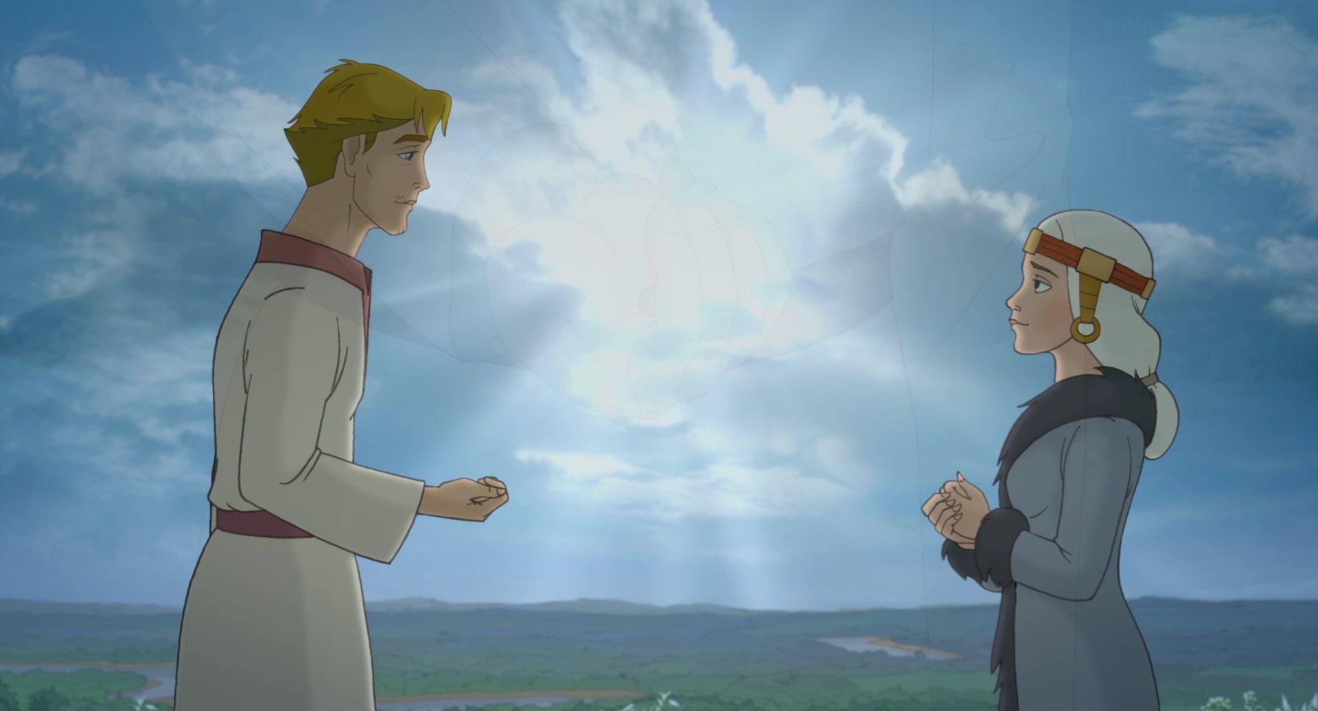 Законным, петр и феврония картинки из мультфильма