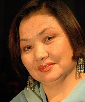 Гульжамал Казакбаева