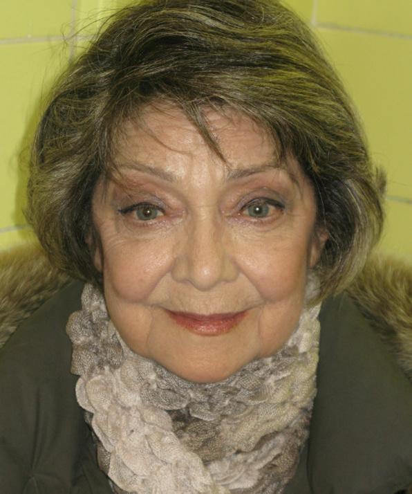 Людмила Долгорукова
