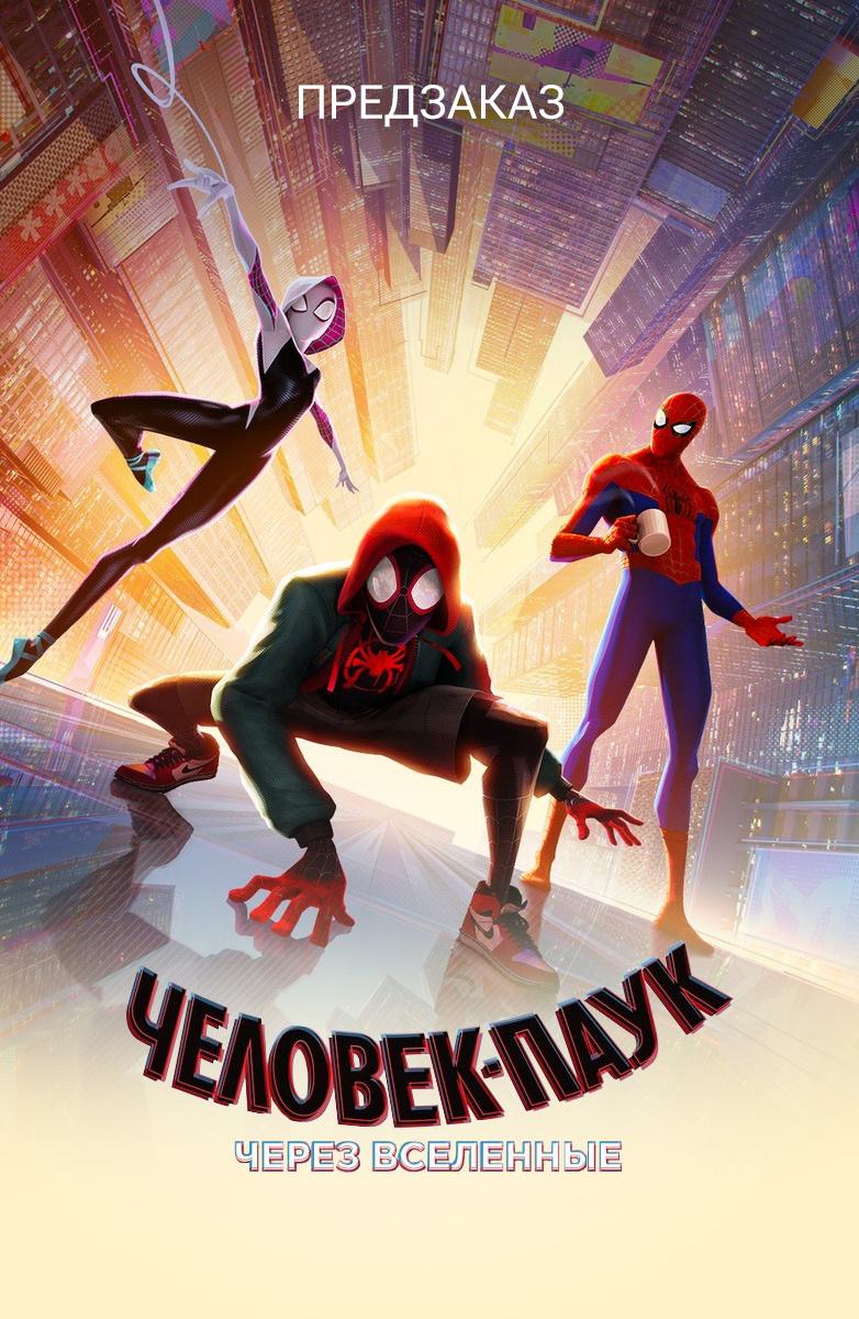 Мультфильм Человек-паук: Через вселенные (2018): описание ...