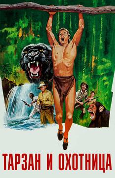 Тарзан и охотница
