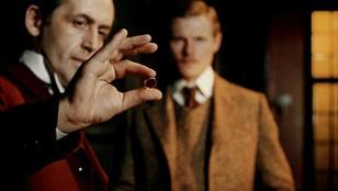Сериал Шерлок Холмс и доктор Ватсон 1 серия - Знакомство ...