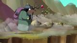 Мудрые сказки Тетушки Совы на украинском языке - Серия 4