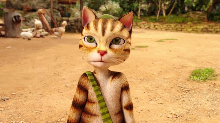 Смотреть в онлайн кот том маленький