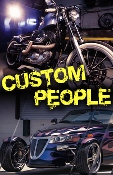 Custom People