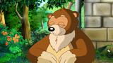 Мудрые сказки Тетушки Совы на украинском языке - Серия 8