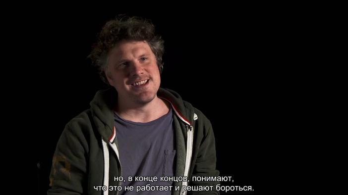 Интервью с Йоханнесом Робертсом (русские субтитры)