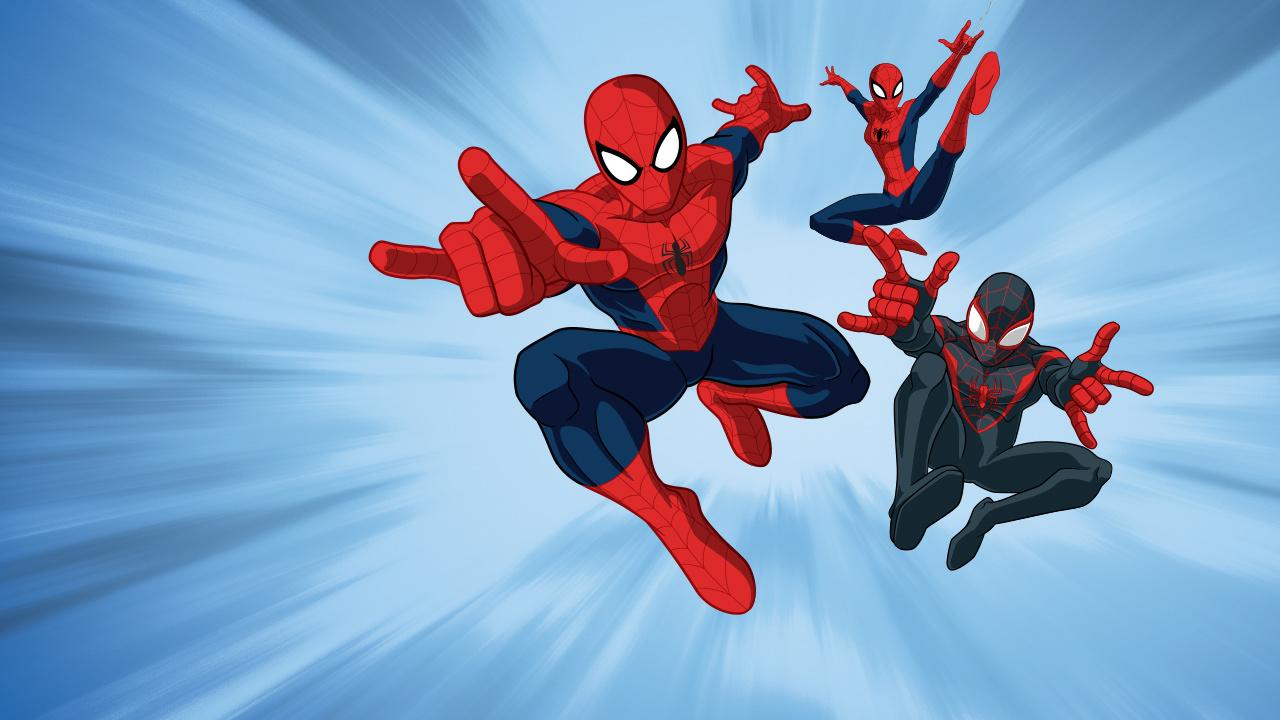 Мультфильм Великий Человек-паук: описание, трейлеры ...