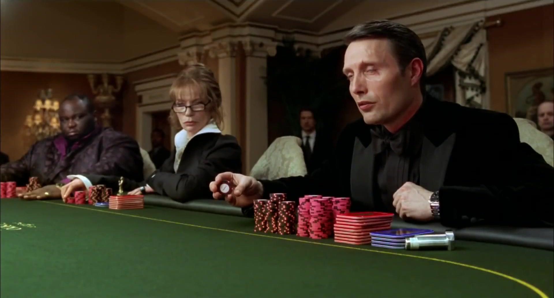 Казино рояль сюжет кратко в онлайн казино в какие игры лучше играть