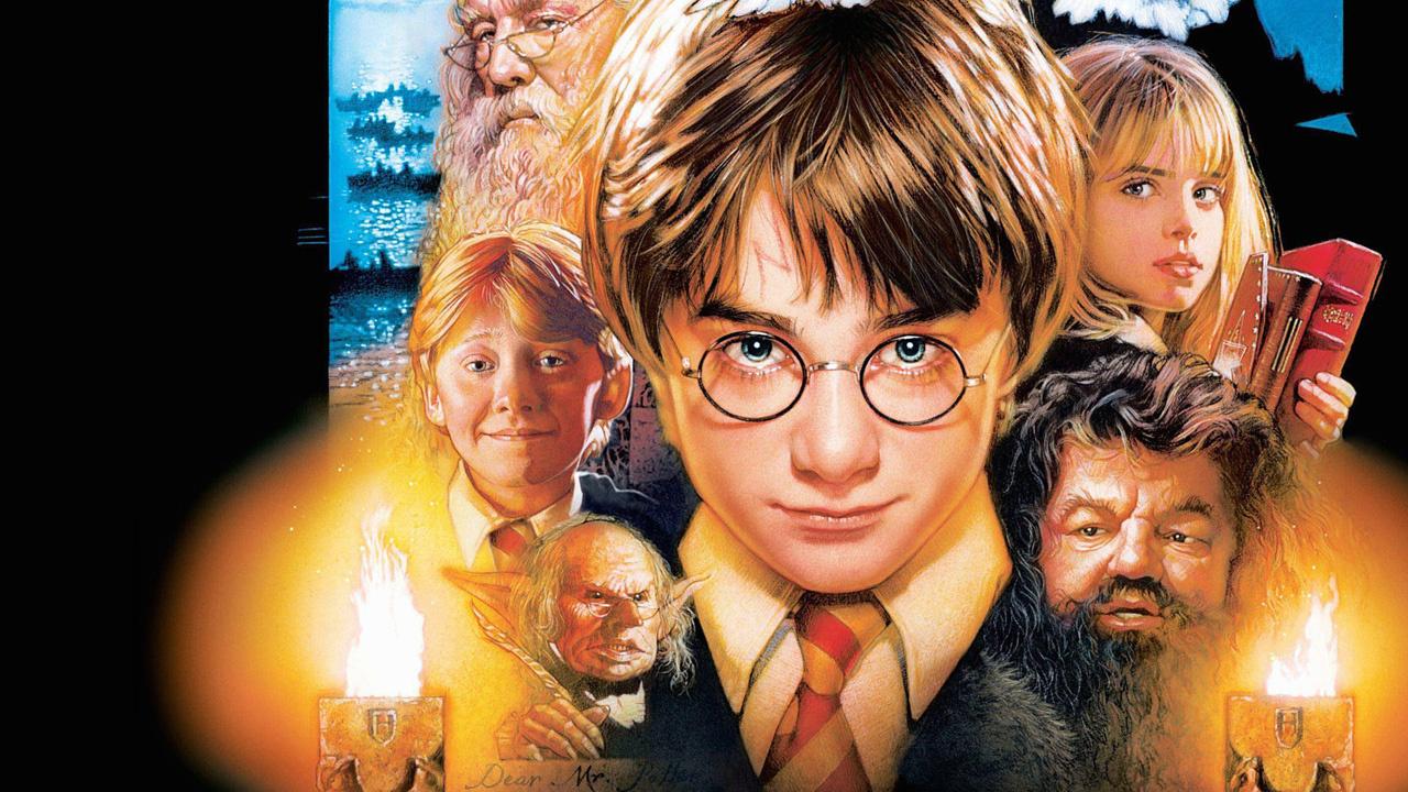 Фильм Гарри Поттер и философский камень (2001): описание ...